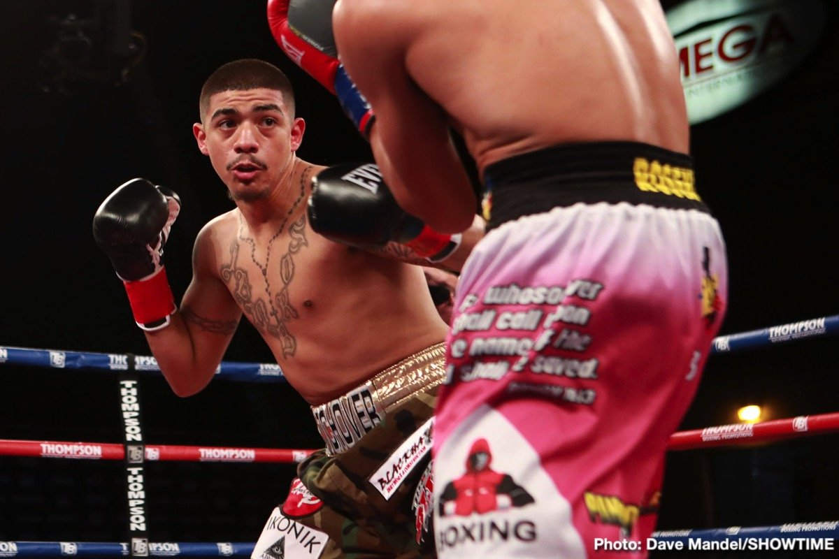 Michael Dutchover, Ruben Villa - Undefeated prospects Michael Dutchover and Ruben Villa talked training camp and upcoming matchups in advance of this Friday's ShoBox: The New Generation tripleheader live on SHOWTIME (10:30 ET / PT) from La Hacienda Event Center in Midland, Texas.