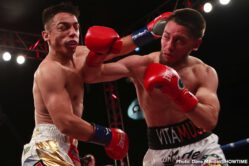 Ruben Villa - Undefeated prospect Ruben Villa stayed true to his calm and consistent style, recording a unanimous decision over Luis Alberto Lopez in his first main-event appearance on ShoBox: The New Generation Friday from Omega Products Events Center in Corona, Calif.