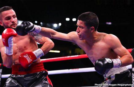 John Ryder Joseph Diaz Jr Lamont Roach Jr. Vergil Ortiz Jr. Boxing News Boxing Results Top Stories Boxing