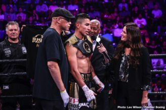 "Julian ""J-Rock"" Williams, Mario Barrios, Matt Korobov - Boxing News"