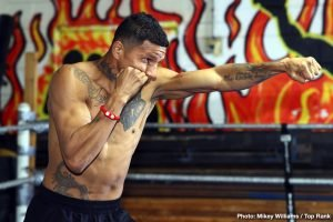 """Miguel Berchelt - Two world title rematches and four blood-and-guts warriors are coming to Tucson Arena Saturday evening for """"Twice as Nice,"""" one of the year's most highly anticipated cards (ESPN and ESPN Deportes, 10 p.m ET/7 p.m. PT)."""