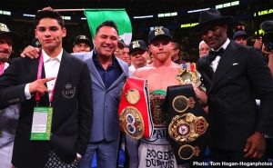 Canelo Alvarez - It's still possible Canelo Alvarez will fight this year, but it sure isn't looking very likely.