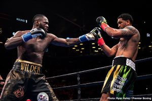 DiBella wants Wilder to face Andy Ruiz Jr, not Charles Martin
