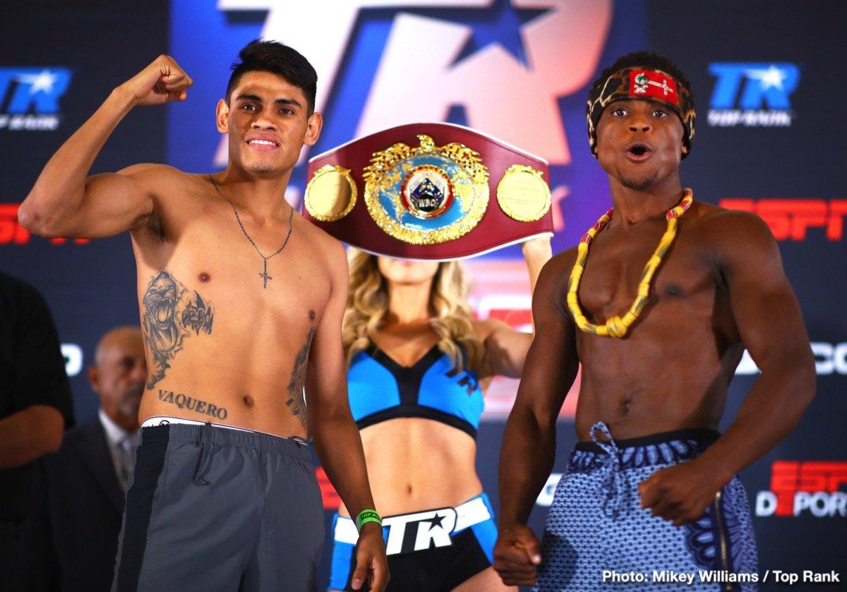 Francisco Vargas Jarrett Hurd Julian Williams Miguel Berchelt Boxing News Top Stories Boxing