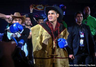 Emanuel Navarrete Isaac Dogboe Boxing News Boxing Results