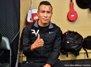Mexican Battles in the Super Featherweight Division
