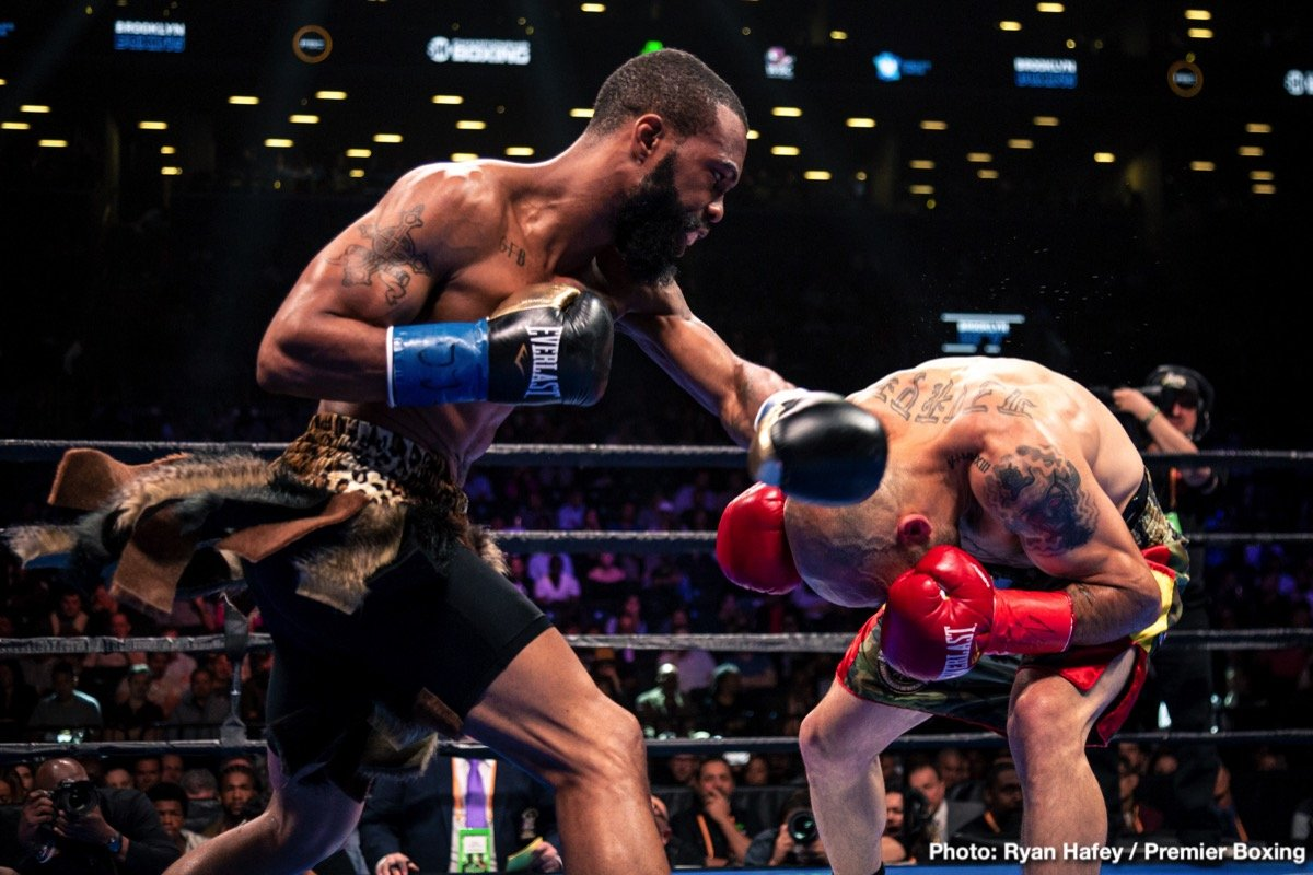 Jaime Arboleda - WBC Featherweight World Champion Gary Russell Jr. will defend his 126-pound crown against unbeaten mandatory challenger Tugstsogt Nyambayar Saturday, February 8 live on SHOWTIME from PPL Center in Allentown, Pennsylvania headlining a Premier Boxing Champions event.