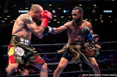 Deontay Wilder Dominic Breazeale Kiko Martinez Boxing News Boxing Results Top Stories Boxing