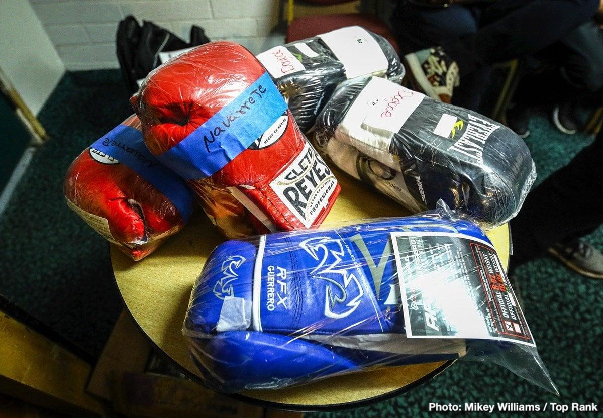 Holley Mim, Sugar Ray Robinson - Boxing News