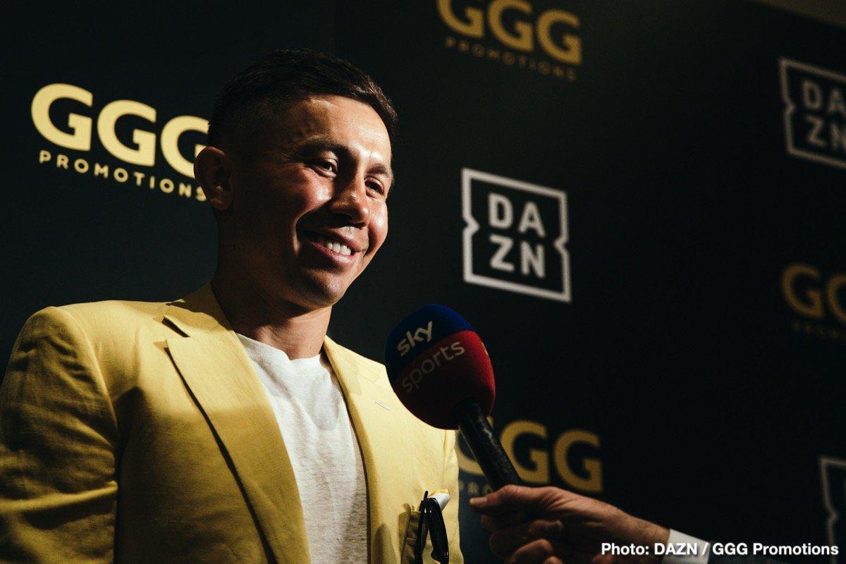 Canelo Alvarez, Gennady Golovkin - Boxing News