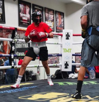 Argenis Mendez Deontay Wilder Dominic Breazeale Boxing News