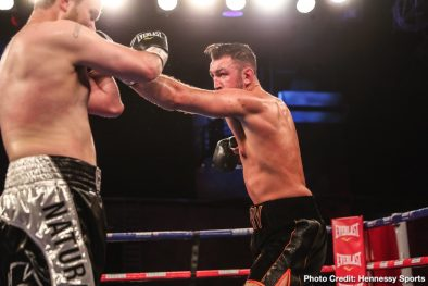 Hughie Fury Boxing News Boxing Results British Boxing