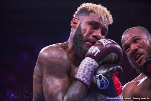 "Mario Barrios - Julian ""J-Rock'' Williams knew he was walking into the lion's den when he traveled from Philadelphia to Virginia to face undefeated unified super welterweight champion ""Swift"" Jarrett Hurd in his backyard. But Williams (27-1-1, 16 KOs) wasn't afraid."