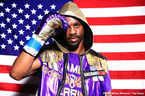 """Jamel Herring, Jose Pedraza - U.S. Marine Corps veteran Jamel """"Semper Fi"""" Herring completed his Hollywood story, upsetting WBO junior lightweight world champion Masayuki """"The Judge"""" Ito via unanimous decision Saturday evening in front of a sold-out crowd of 2,912 at Osceola Heritage Park."""