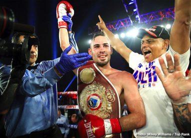 Jamel Herring Jose Pedraza Masayuki Ito Boxing News Boxing Results Top Stories Boxing