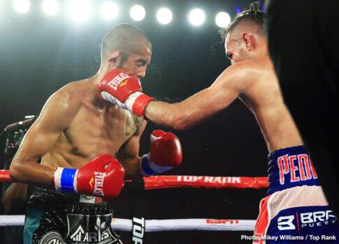 Jamel Herring, Jose Pedraza - Boxing News