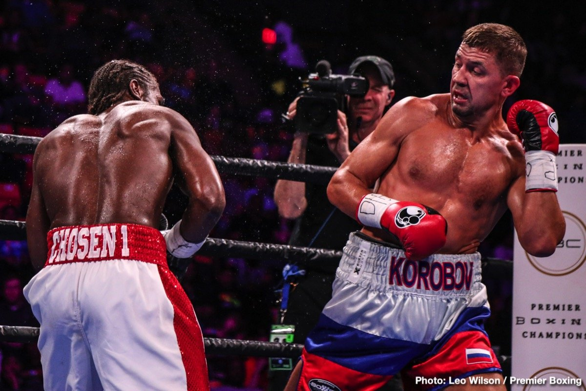 "The team representing WBC #14-rated middleweight Matvey Korobov have sent a letter to the Attorney General and Governor of Virginia, requesting they open an investigation into Korobov's controversial majority draw last Saturday (May 11) against Virginia-based fighter Immanuwel Aleem and several relevant ""surrounding incidents."""