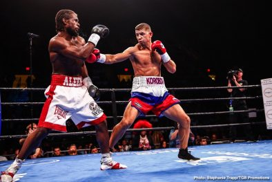 Matt Korobov Boxing News