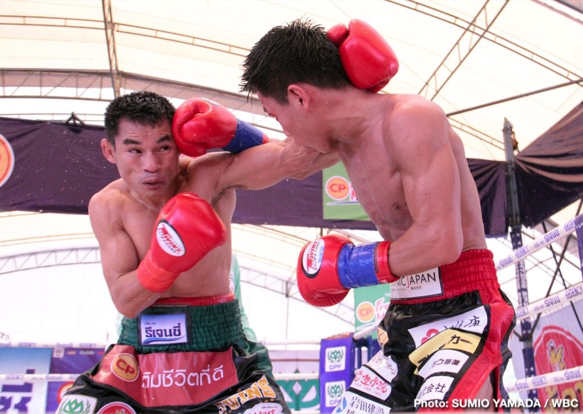Panya Pradabsri, Wanheng Menayothin - Boxing News