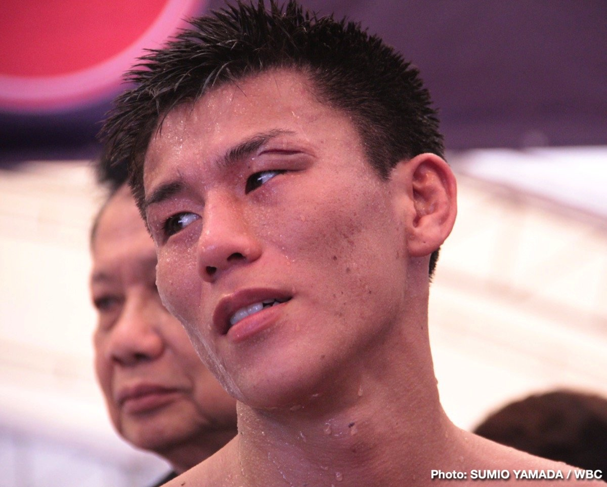 Wanheng Menayothin Boxing News Boxing Results