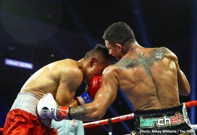 Emanuel Navarrete Francisco Vargas Isaac Dogboe Miguel Berchelt Boxing News Boxing Results Top Stories Boxing