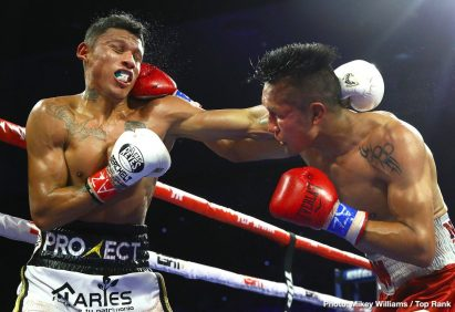 Emanuel Navarrete Francisco Vargas Isaac Dogboe Miguel Berchelt Boxing News Boxing Results Top Stories Boxing