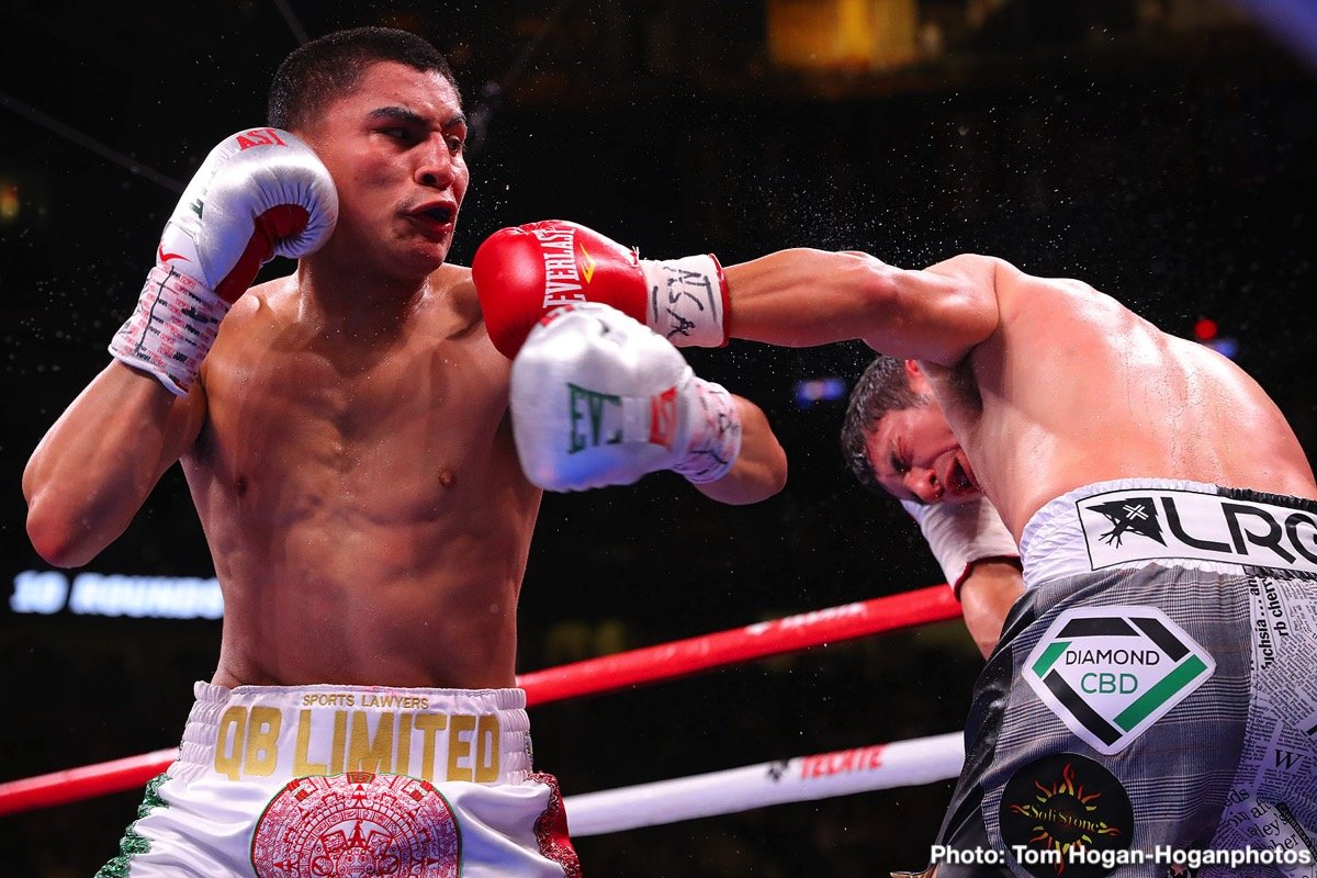 "Antonio Orozco - Rising knockout artist Vergil Ortiz Jr. (13-0, 13 KOs) will return to his hometown of Grand Prairie, Texas to face former world title challenger Antonio ""Relentless"" Orozco (28-1, 17 KOs) in a 10-round main event in the welterweight division. The card will be utterly stacked with Golden Boy prospects and contenders, most of whom are from the Lone Star State. The event will take place on Saturday, Aug. 10 at The Theatre at Grand Prairie in Texas and will be streamed live on DAZN."