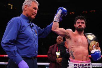 John Ryder, Joseph Diaz Jr, Lamont Roach Jr., Vergil Ortiz Jr. - Boxing News