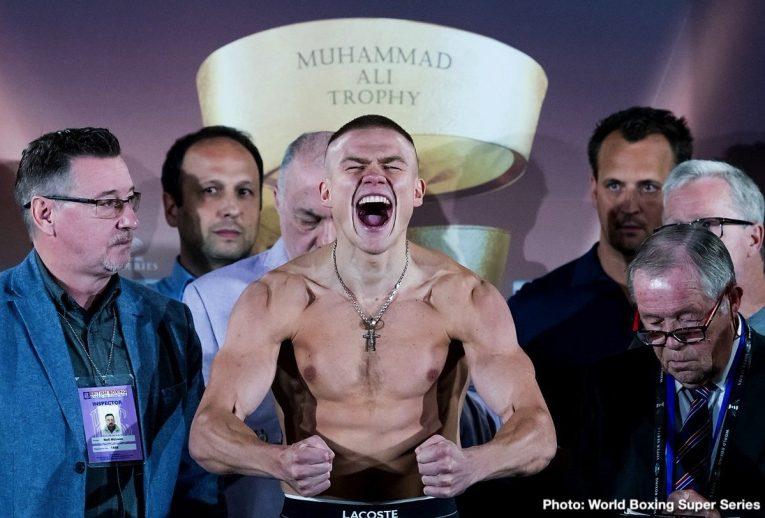 Ivan Baranchyk Josh Taylor Naoya Inoue Boxing News Top Stories Boxing