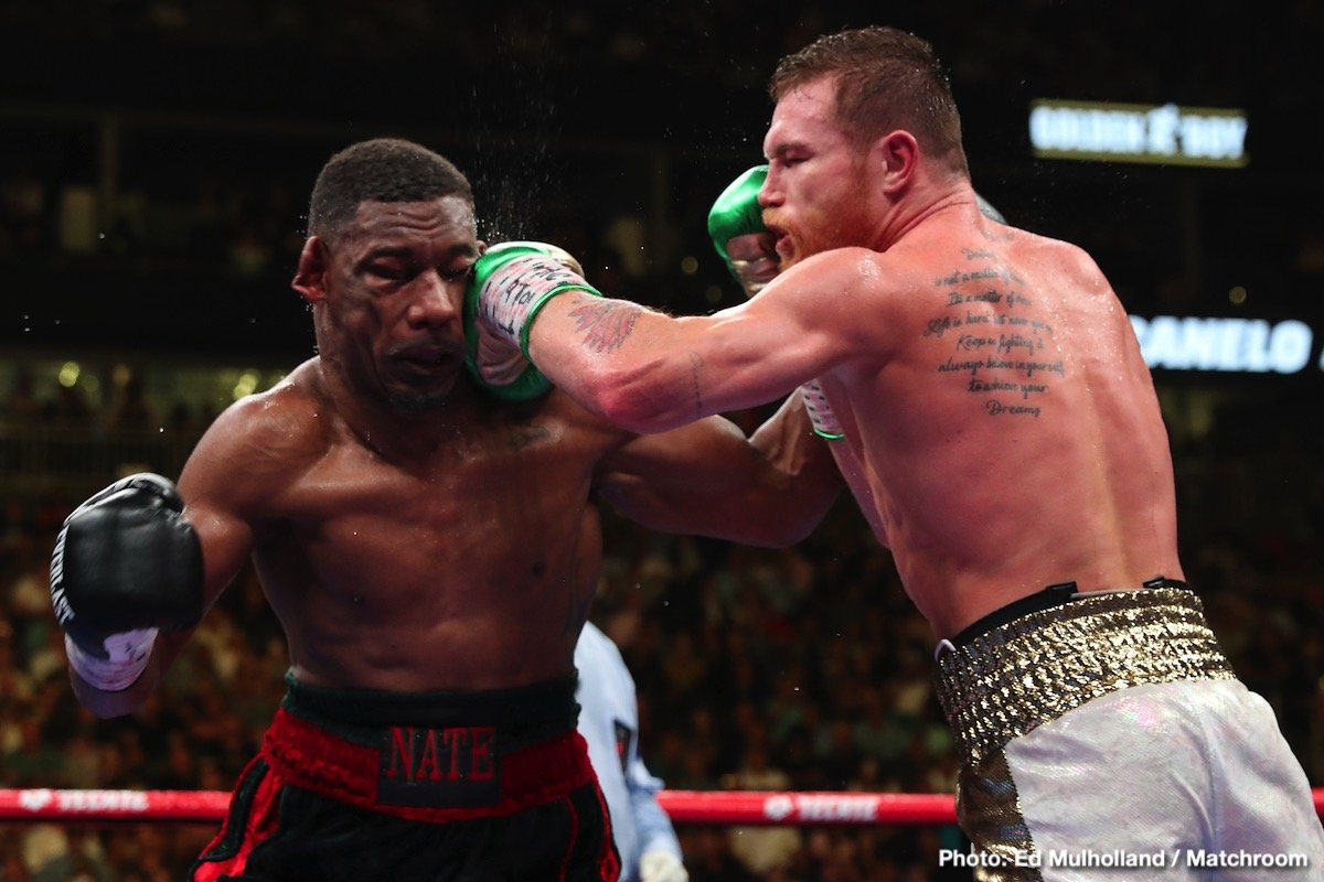 Daniel Jacobs - Boxing News