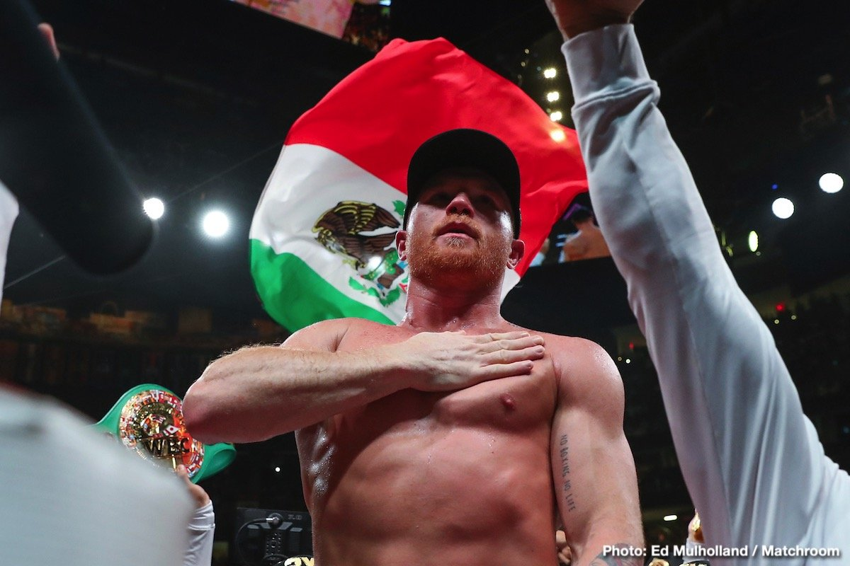 Canelo Alvarez, Sergey Kovalev - To the surprise of basically no fight fan who knew the fight was being negotiated, Sergey Kovalev Vs. Canelo Alvarez has now been made official. The fight will take place at The MGM in Las Vegas, to go out LIVE on DAZN.