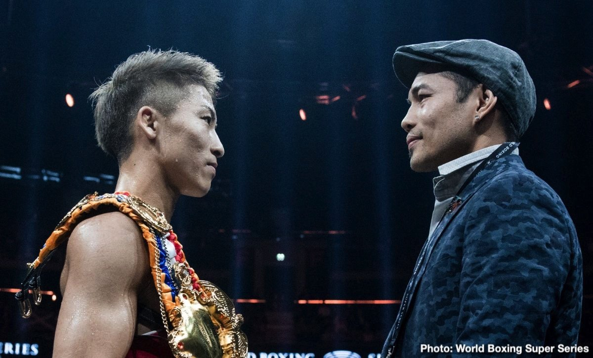 Two Weeks Today The Monster Will Be Unleashed Again Inoue Vs Donaire Boxing News
