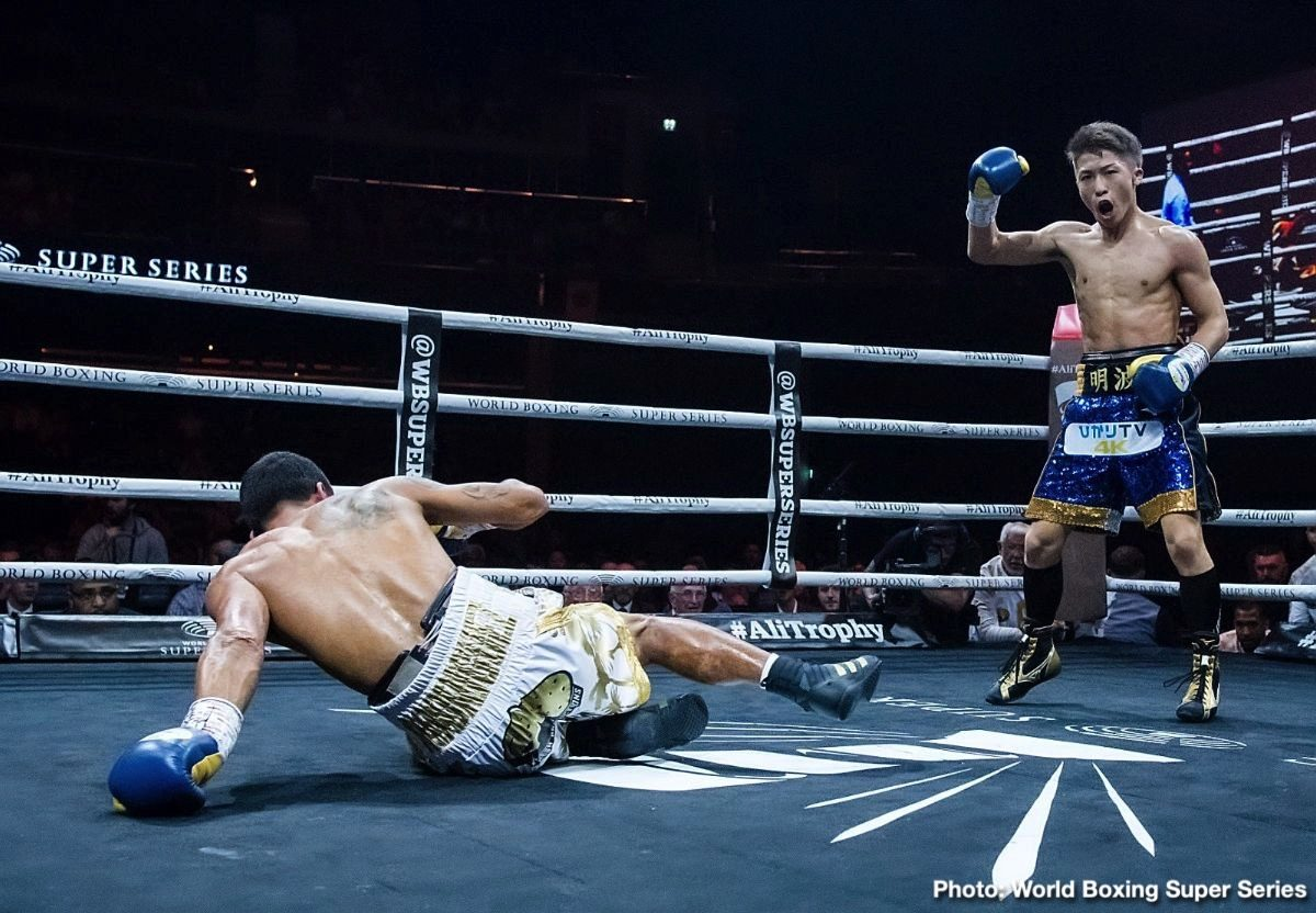 Emmanuel Rodriguez Ivan Baranchyk Josh Taylor Naoya Inoue Boxing News Boxing Results Top Stories Boxing