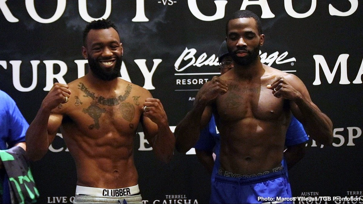 Austin Trout Devin Haney Jamel Herring Terrell Gausha Boxing News Top Stories Boxing