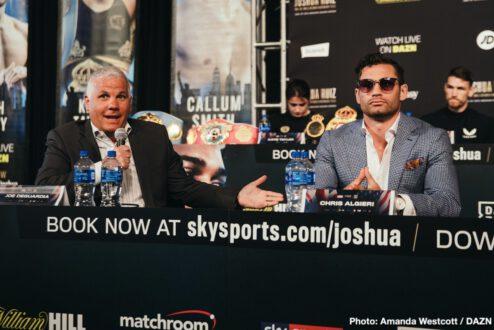 Callum Smith, Chris Algieri, Hassan N'Dam, Joshua Buatsi, Katie Taylor, Tommy Coyle - Boxing News