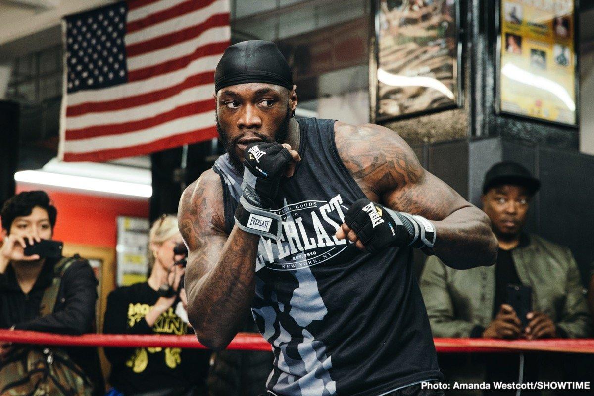 Deontay Wilder, Luis Ortiz, Tyson Fury - Boxing News