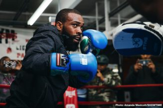 Deontay Wilder, Dominic Breazeale, Gary Russell Jr. - Boxing News
