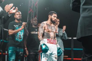 Ashley Theophane - Badou Jack Promotions had a successful night at the Palm Five Jumeirah on Friday in Dubai, UAE.  KSI, Amir Khan, Naseem Hamed, Mini Minter and Ahmed Al Nasheet were all in attendance.
