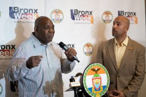 Iran Barkley - Former World Champions Iran Barkley to be inducted into the Bronx Walk of Fame along with singer-songwriter Regina Spektor, and planetary scientist Carolyn Porco