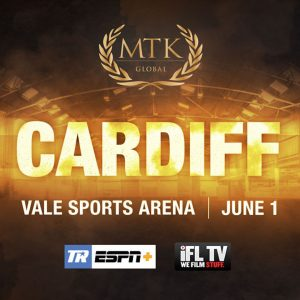 Stephen Ormond - Latest edition of #MTKFightNight to begin streaming at 3 p.m. ET/12 p.m. PT