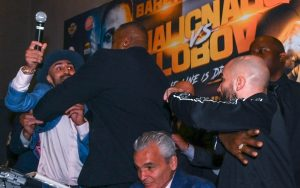 Artem Lobov - With Paulie Malignaggi as mad as hell as he really does seem to be right now, I made sure to place his name first in the above headline, ahead of that of his upcoming opponent, Artem Lobov. Malignaggi insisted way more than once at the recent presser to further hype the nasty-edged bareknuckle fight these two will have on June 22 that he is the A-side, not his Russian foe.