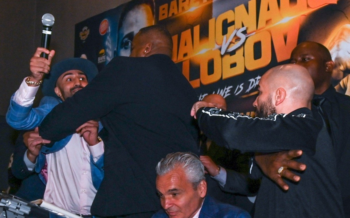 Paulie Malignaggi - With Paulie Malignaggi as mad as hell as he really does seem to be right now, I made sure to place his name first in the above headline, ahead of that of his upcoming opponent, Artem Lobov. Malignaggi insisted way more than once at the recent presser to further hype the nasty-edged bareknuckle fight these two will have on June 22 that he is the A-side, not his Russian foe.