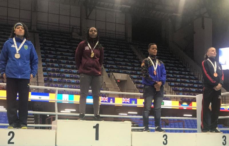 - Revenge was sweet for USA Boxing's No. 1 rated female lightweight Rashida Ellis, now a 7-time national champion who has her sights firmly set on the 2020 Olympic Games in Japan.