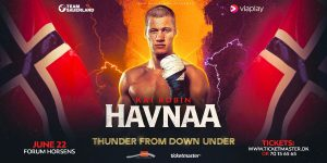 Kai Robin Havnaa - Danish heavyweight hope Kem Ljungquist (8-0, 5 KOs) will face Spanish Champion Gabriel Enguema (10-8, 6 KOs) on June 22 on the undercard of Dina Thorslund's WBO World title defence at the Forum Horsens in Denmark.