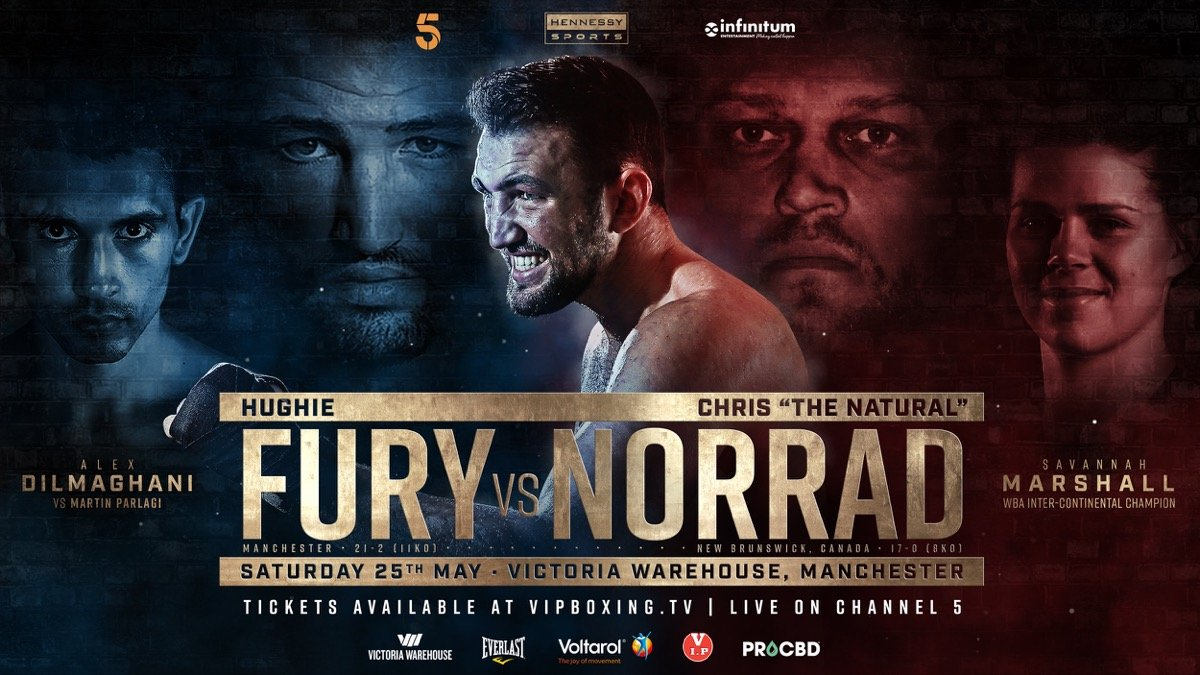 Hughie Fury - Trainer and father Peter Fury has laid out a blueprint for Hughie Fury to return to world level – starting this Saturday night.