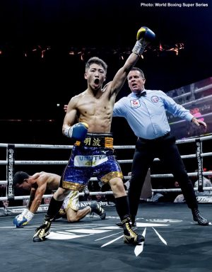 Naoya Inoue, Nonito Donaire - This Thursday in Japan, bantamweight sensation, indeed power-punching sensation, Naoya Inoue will face, perhaps, his career toughest fight as he will lock horns with the classy and experienced Nonito Donaire. To add to the stakes, high enough already, the prestigious Muhammad Ali Trophy will be on the line, the winner to become the 118 pound king of the World Boxing Super Series here in 2019.