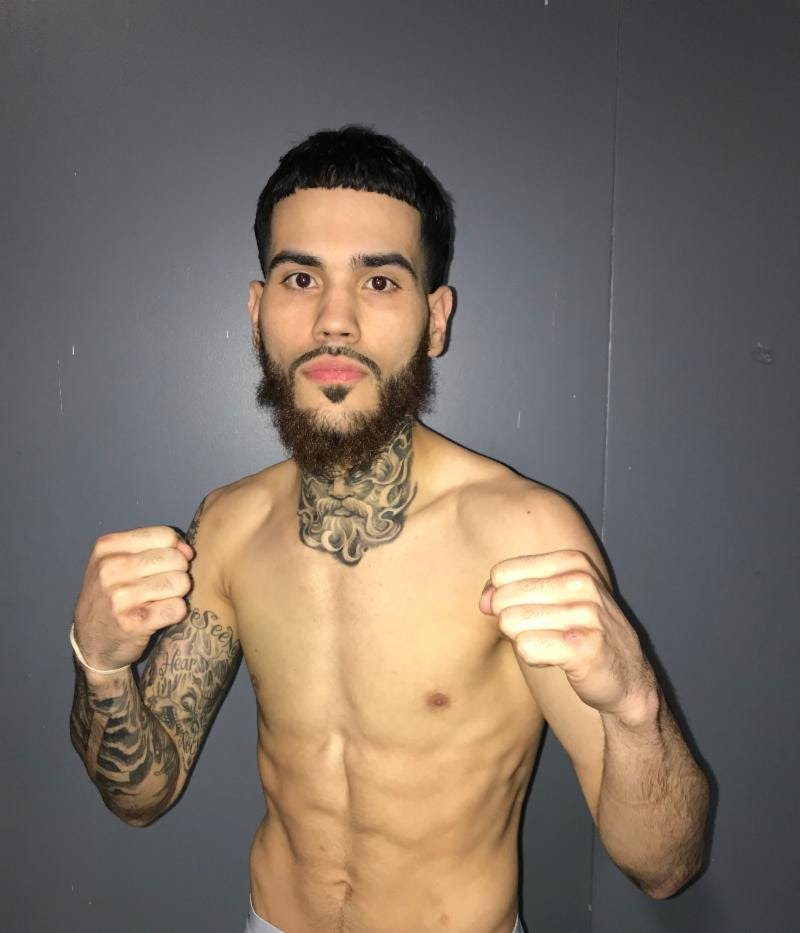 """- DiBella Entertainment has signed 23-year-old Puerto Rican junior lightweight prospect Joshafat """"The Truth"""" Ortiz (6-0, 4 KOs), of Reading, PA, to an exclusive promotional agreement."""