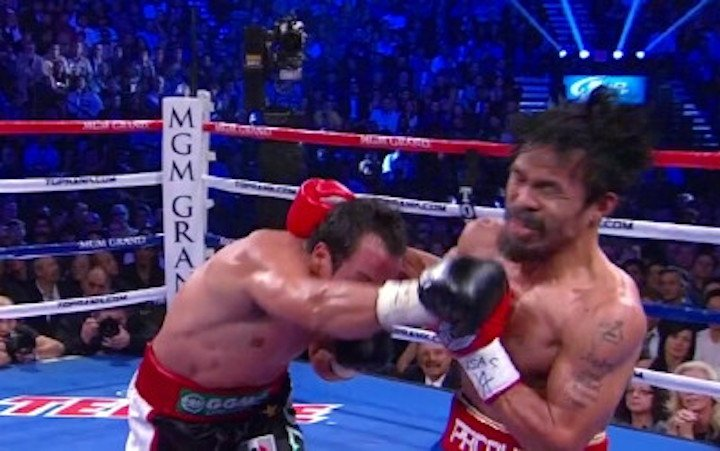 Juan Manuel Marquez - It was 15 years ago today when they first met: Manny Pacquiao and Juan Manuel Marquez – and over the course of eight years and seven months, across three weight divisions, with almost 42 rounds of great fighting produced, these two all-time greats lit up the lower weight divisions like few men have ever done.