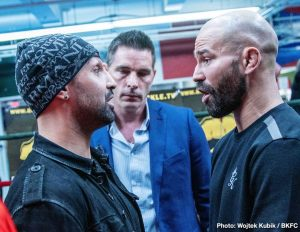 Artem Lobov - It's a pretty thin fight schedule fight fans can look forward to this weekend and, aside from a pretty interesting card in Las Vegas on Sunday evening (June 23), that sees Guillermo Rigondeax take on Julio Ceja, as well as Jermell Charlo against Jorge Cota, it could be argued – and it is here – that the bare knuckle event that will go down in Florida is the most interesting and potentially exciting card this weekend.