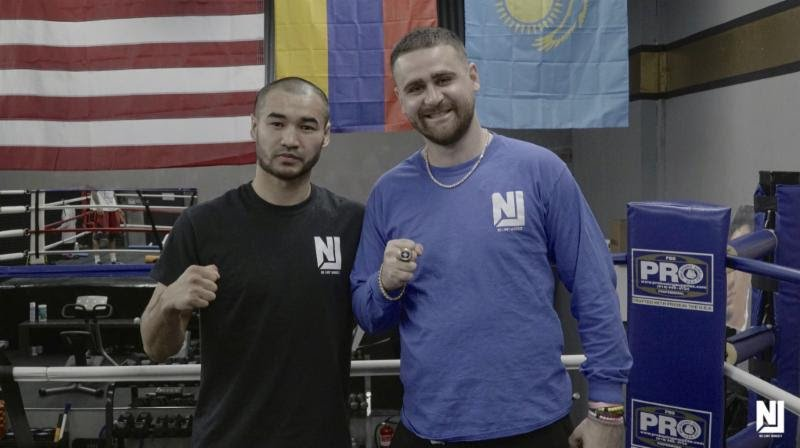 - No Limit Mindset is pleased to announce the signing of welterweight prospect Sagadat Rakhmankul to a managerial contract.